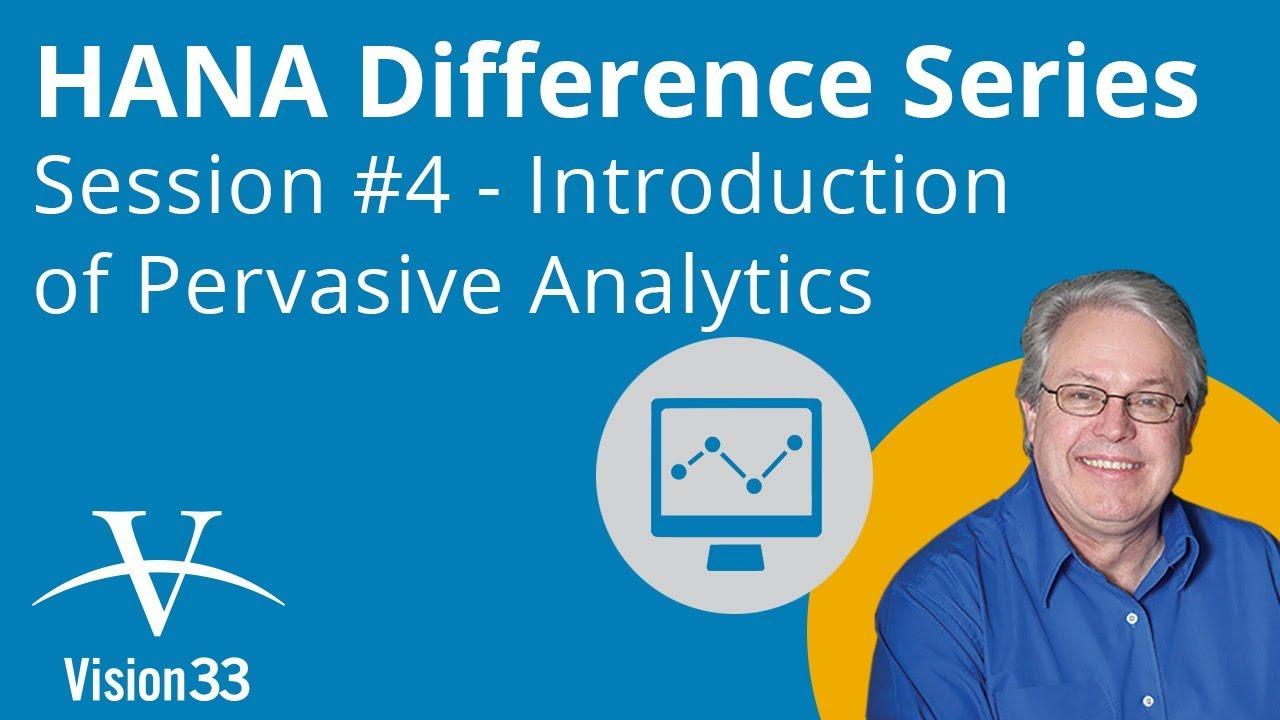 Session 4 SAP HANA