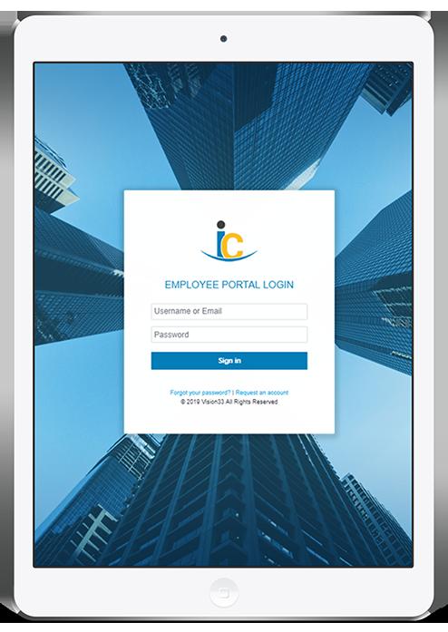 employee-portal-login-for-sap-business-one