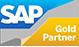 SAP Business One Gold Partner Logo